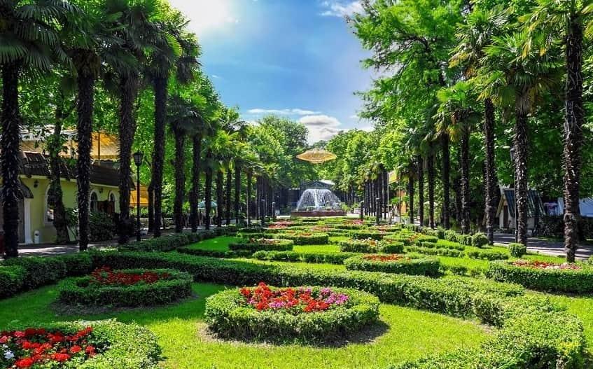 Парк Ривьера - фото