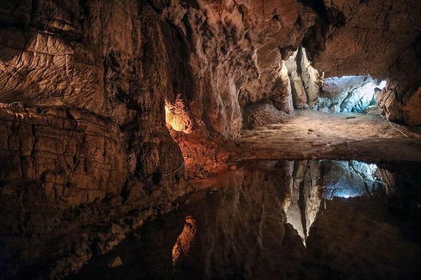 Воронцовская пещера - фото