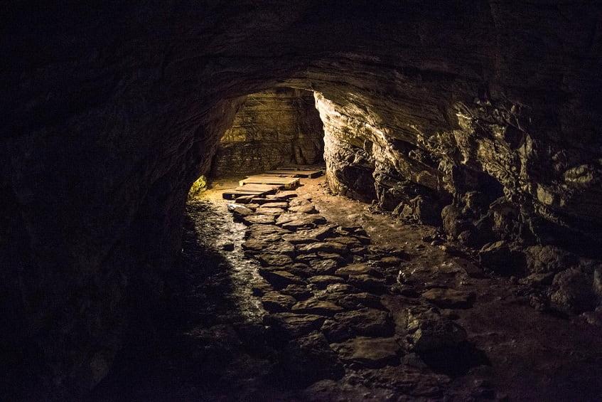 Ахштырская пещера - фото
