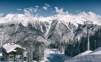 Зимний Сочи - фото