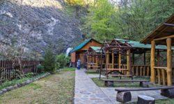 Дорожка к бане у Змейковского водопада - фото