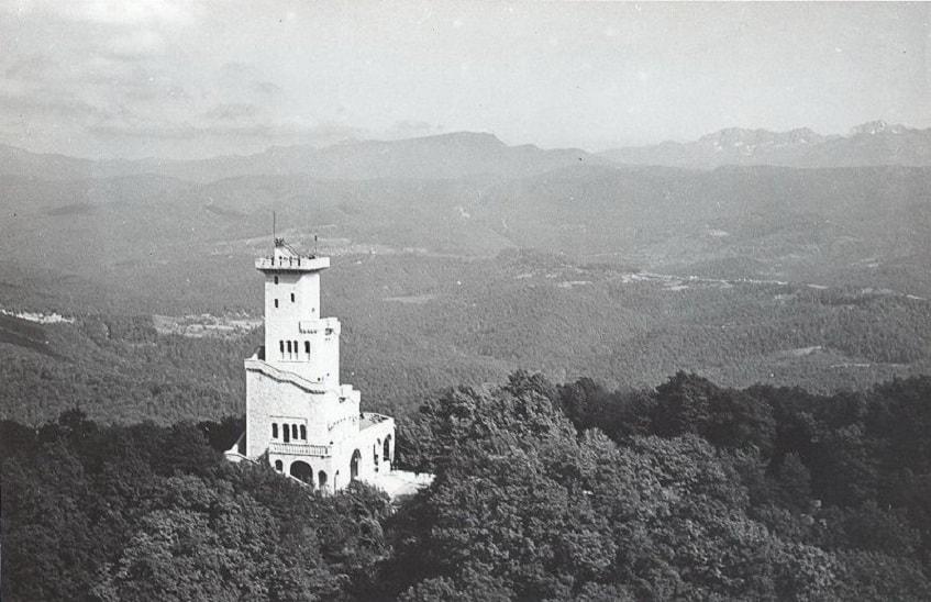 История башни - фото