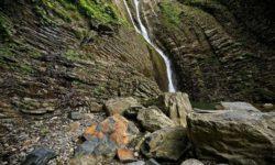 Красота Ореховского водопада - фото