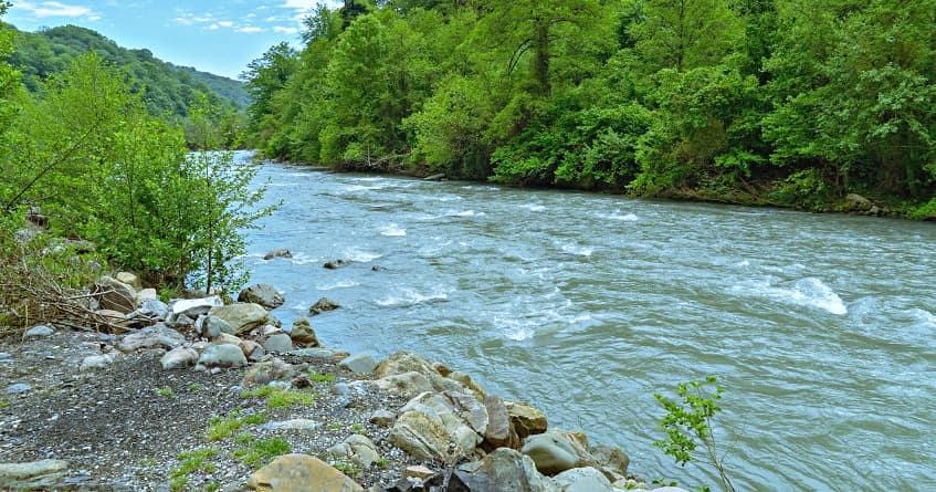 Река Безуменка - фото