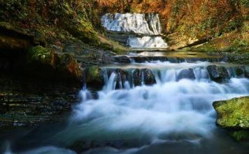 Змейковские водопады в Сочи - фото