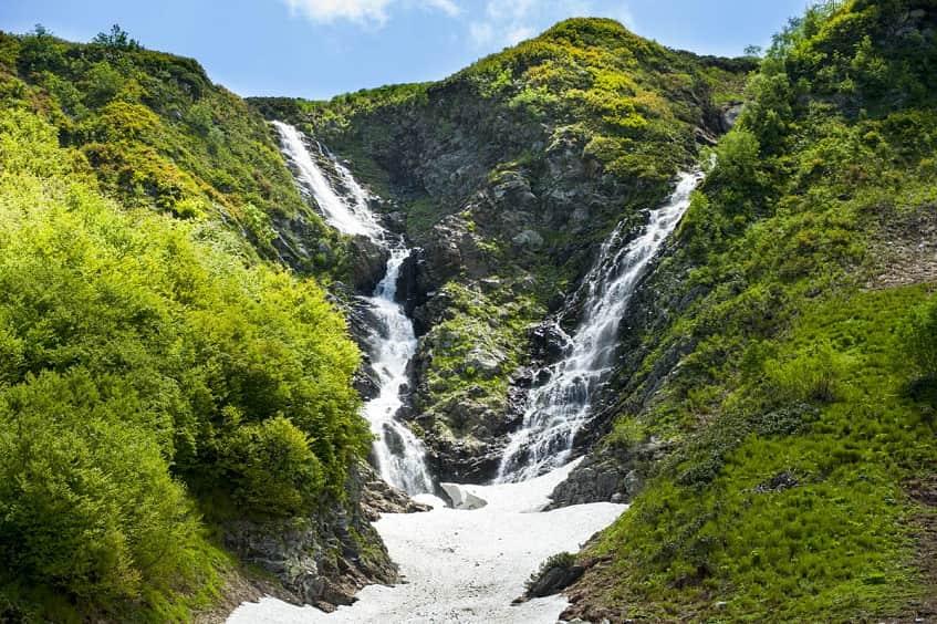Ачипсинские водопады - фото