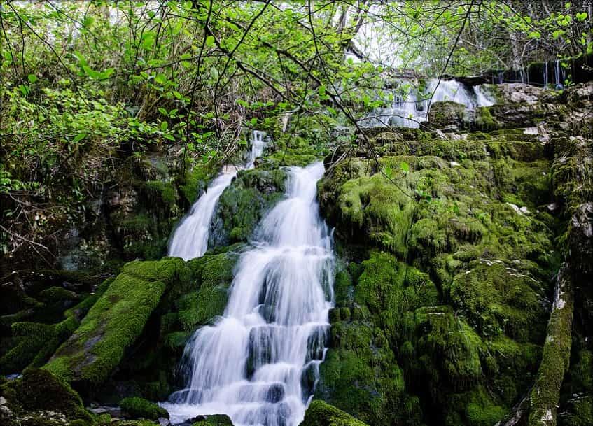 Дзыхринский водопад - фото