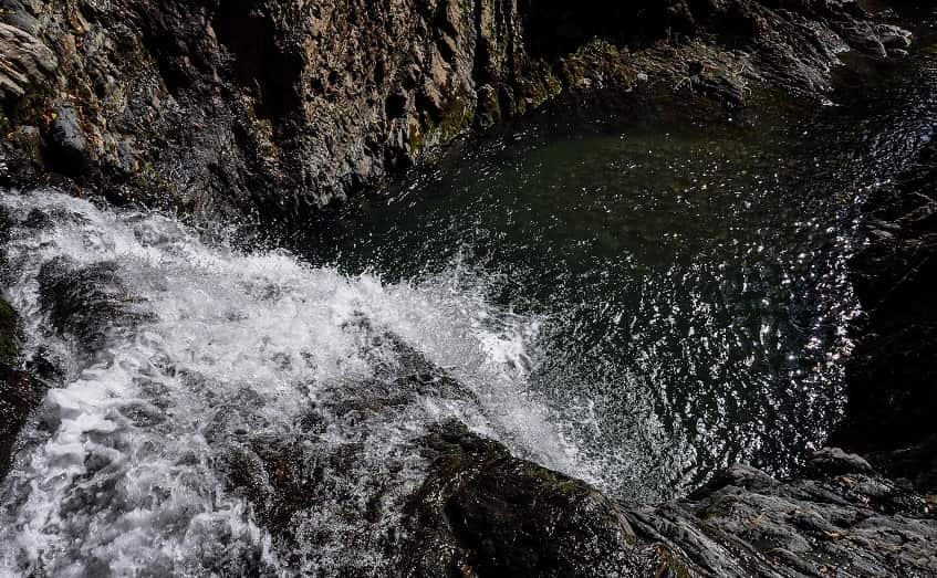 Мацестинские Семеновские водопады - фото