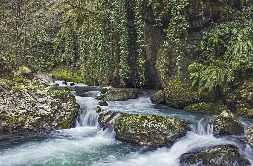 Река Глубокий Яр - фото