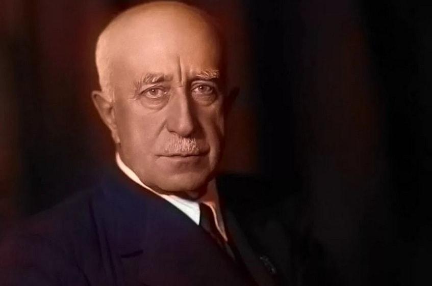 Владимир Николаевич Сукачёв - портрет