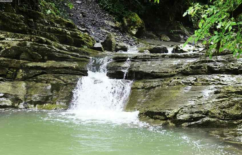 Водопад Фагуа - фото