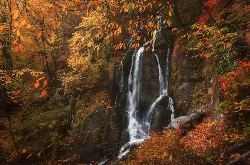 Водопад Кейва - фото