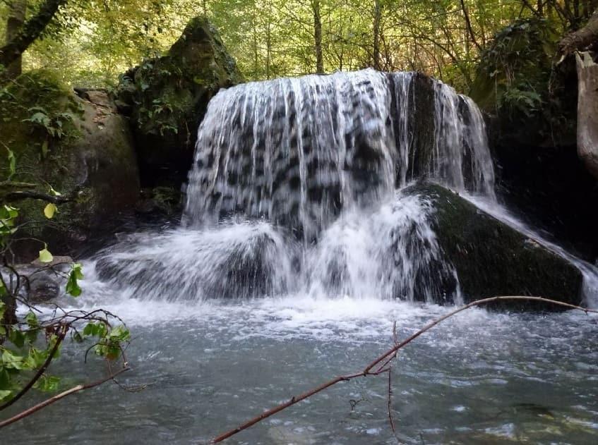 Водопад Водолей - фото
