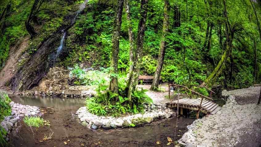 Водопад Желаний - фото