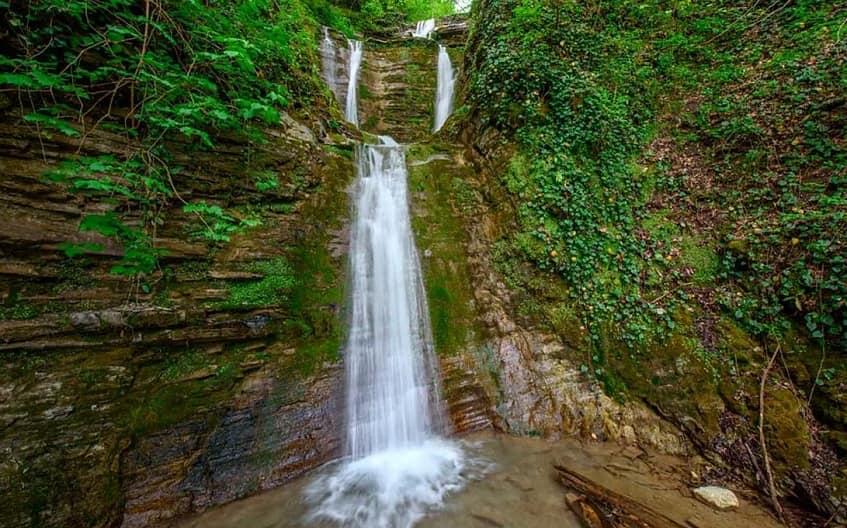 Водопады Псыдах и Шапсуг - фото