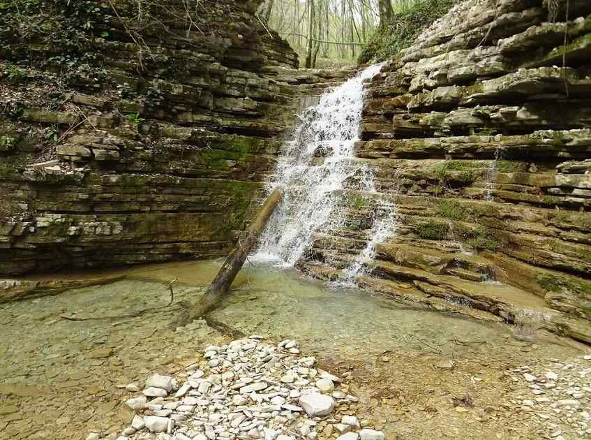 Водопады и ущелье Наджиго - фото