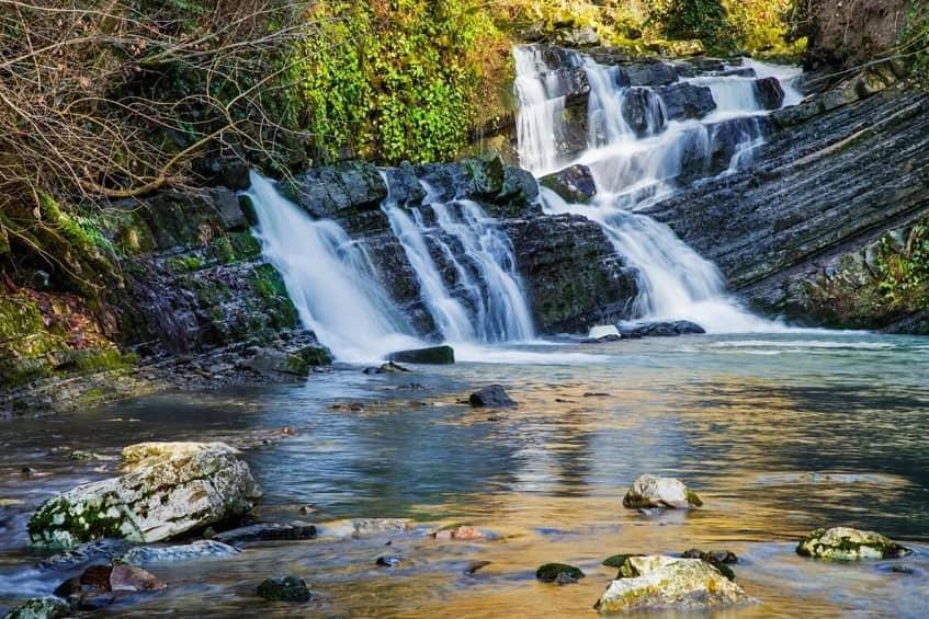 Змейковские водопады - фото