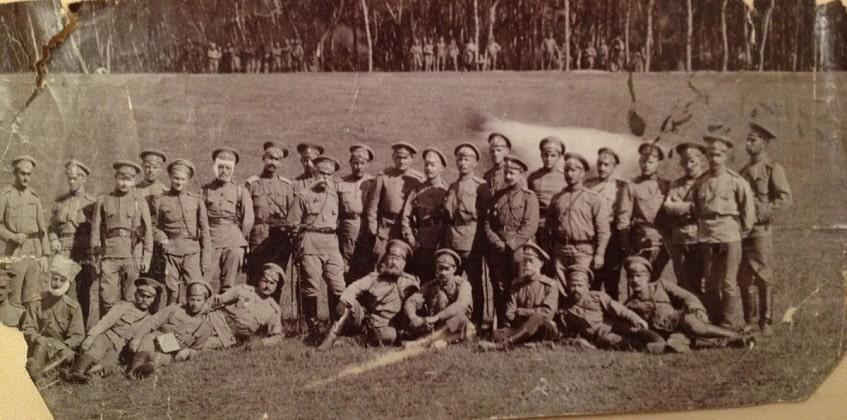 78-й пехотный Навагинский полк - фото