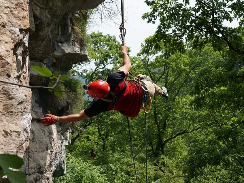 Альпинизм и Орлиные скалы - фото