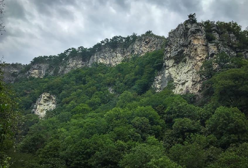 Красота Орлиных скал - фото