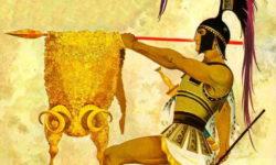 Легенда о золотом руне - фото