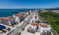 Деревня у Черноморского побережья - фото