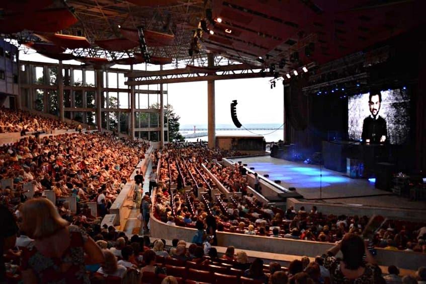 Концертный зал Фестивальный - фото