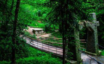 Мост к дольмену - фото
