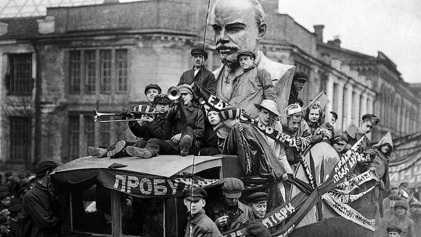 Послереволюционный период - фото
