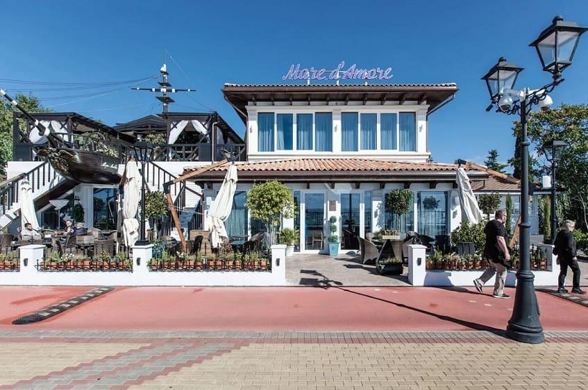 Ресторан Mare d`amore