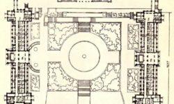 Схемаи план санатория