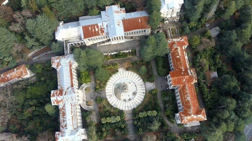 Вид с высоты - фото