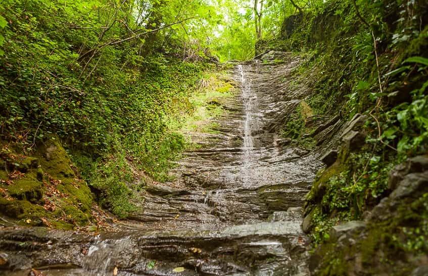 Водопад Борода Берендея - фото