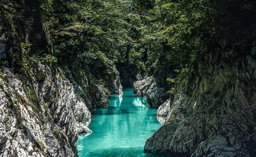 Удивительный уголок природы - фото