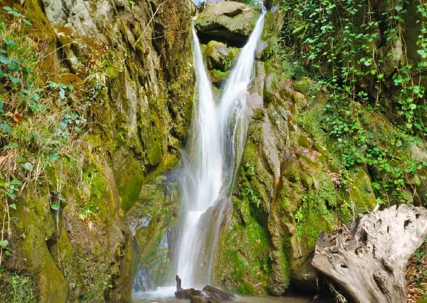 Водопад Слёзы Мамеда - фото