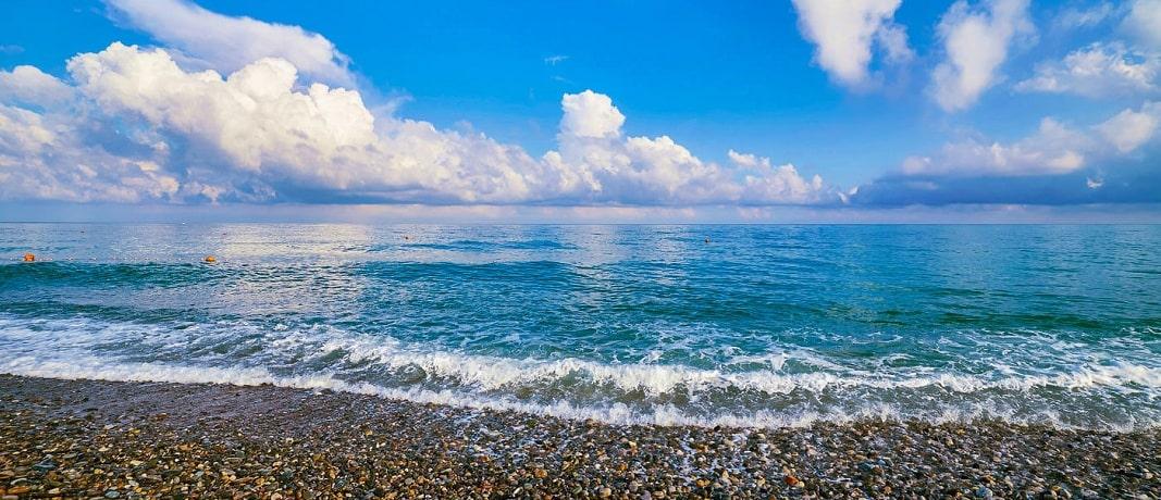 Чёрное море - фото