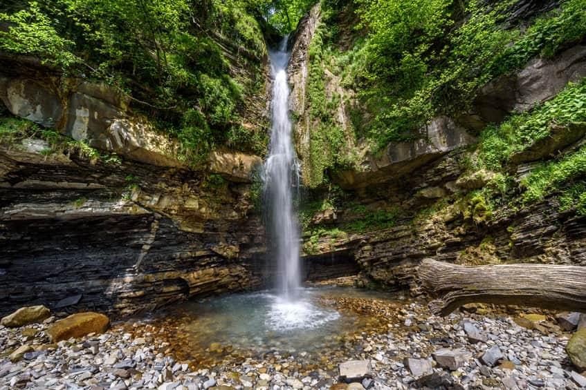 Игристый водопад - фото