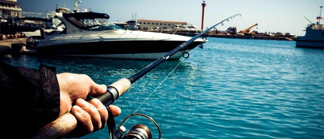 Морская рыбалка с катера - фото