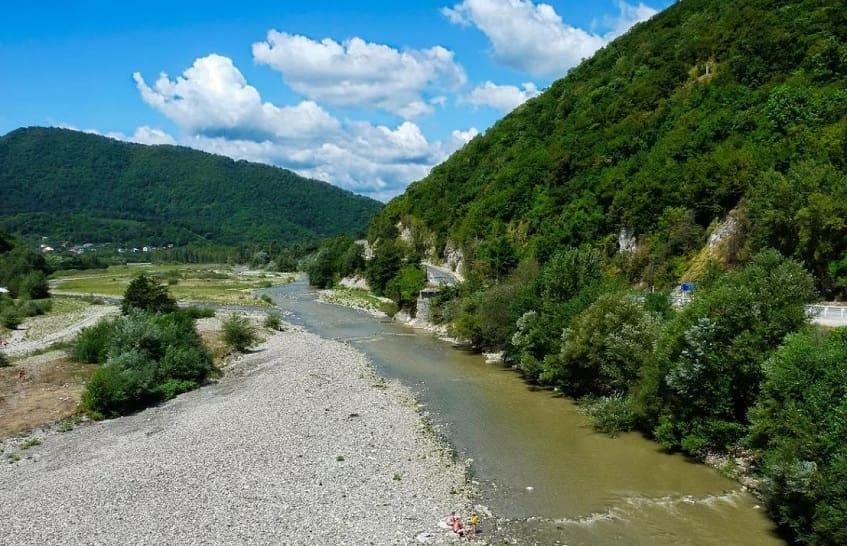 Река Аше - фото