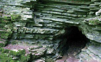 Вход в Тигровую пещеру - фото