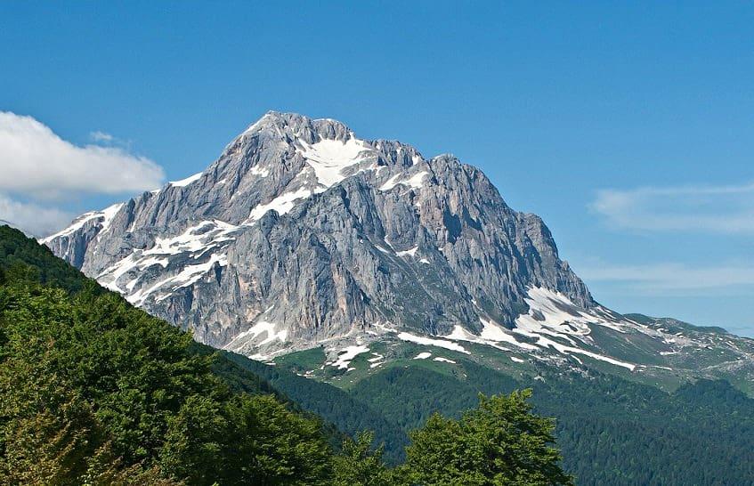 Вид на гору от которого захватывает дух - фото