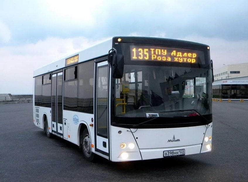 Автобус 135 - фото