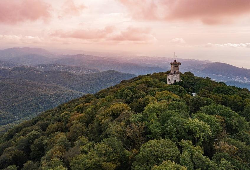 Гора Ахун - фото