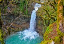Ивановский водопад - фото