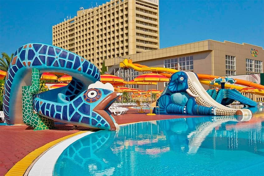Комплекс Vesna Hotel and Spa - фото