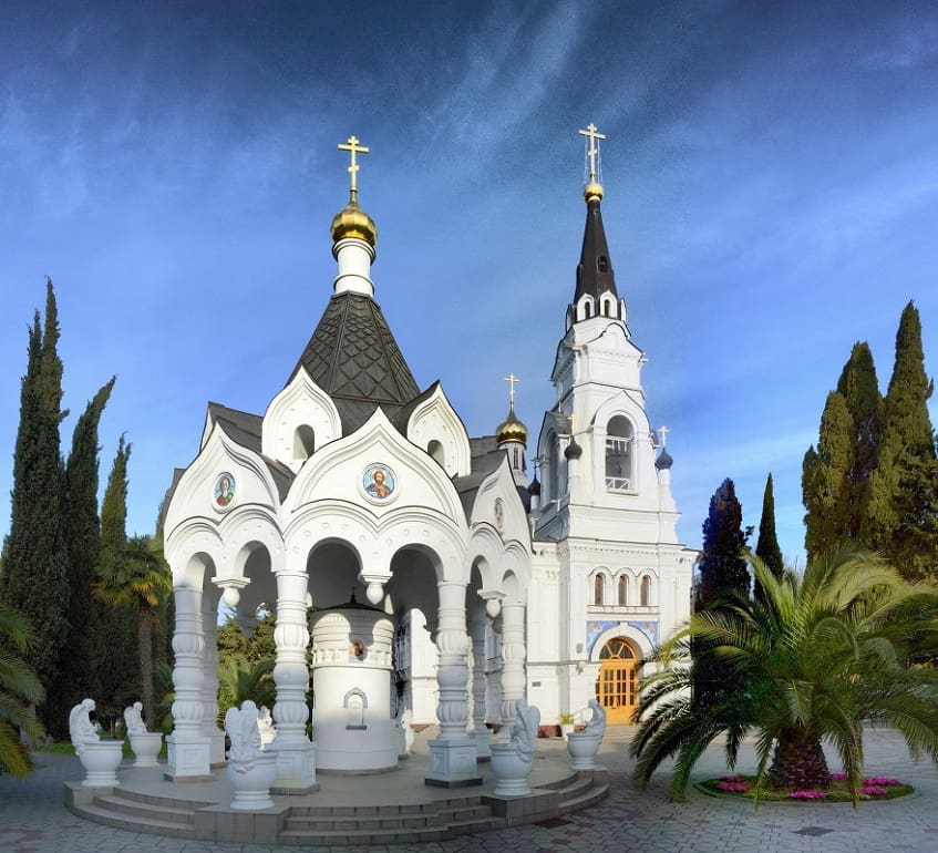 Собор Архангела Михаила - фото