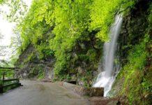 Водопад Девичьи слезы в Сочи - фото