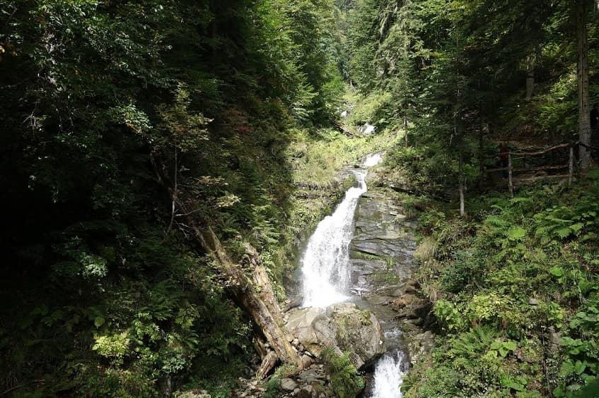 Водопад Менделя - фото