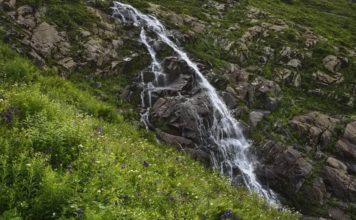 Медвежий водопад на Красной Поляне - фото