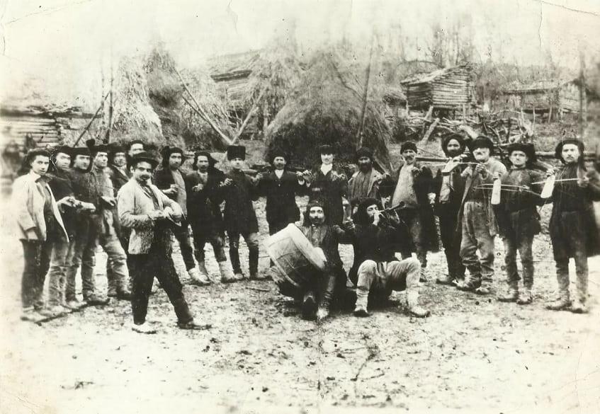 Амшенские армяне - фото